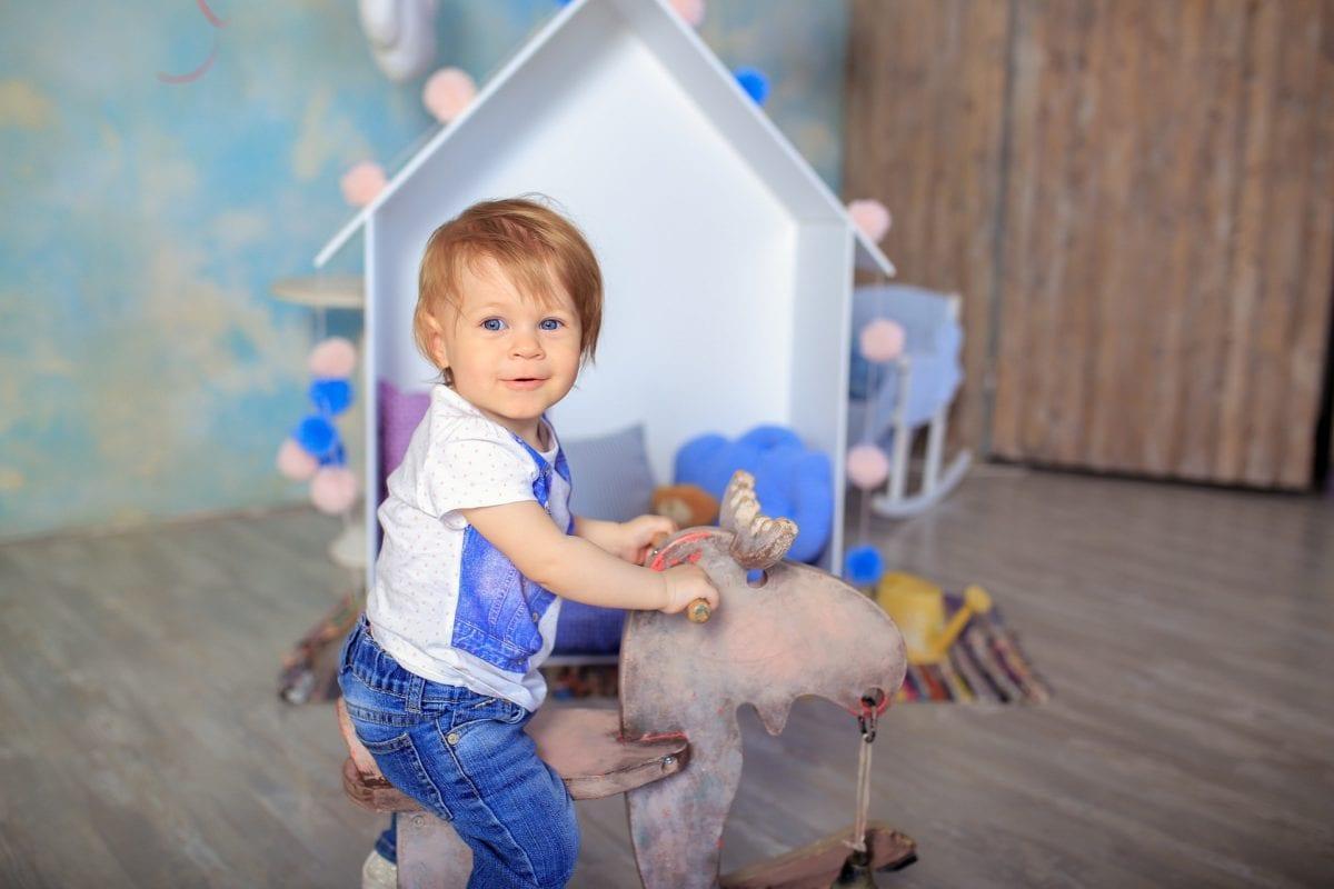 Zabawy dla dzieci do 3 lat- jakie na pewno warto przetestować?