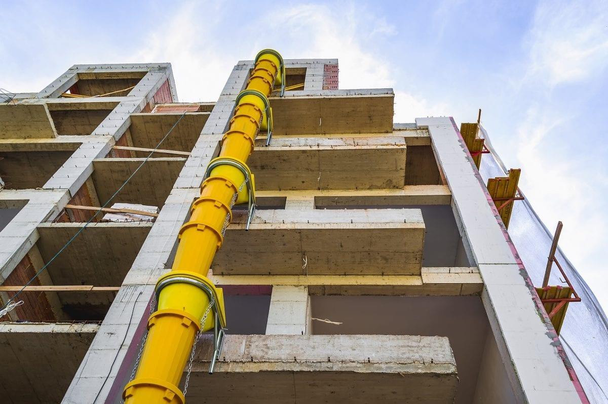 Zsypy budowlane - charakterystyka konstrukcji