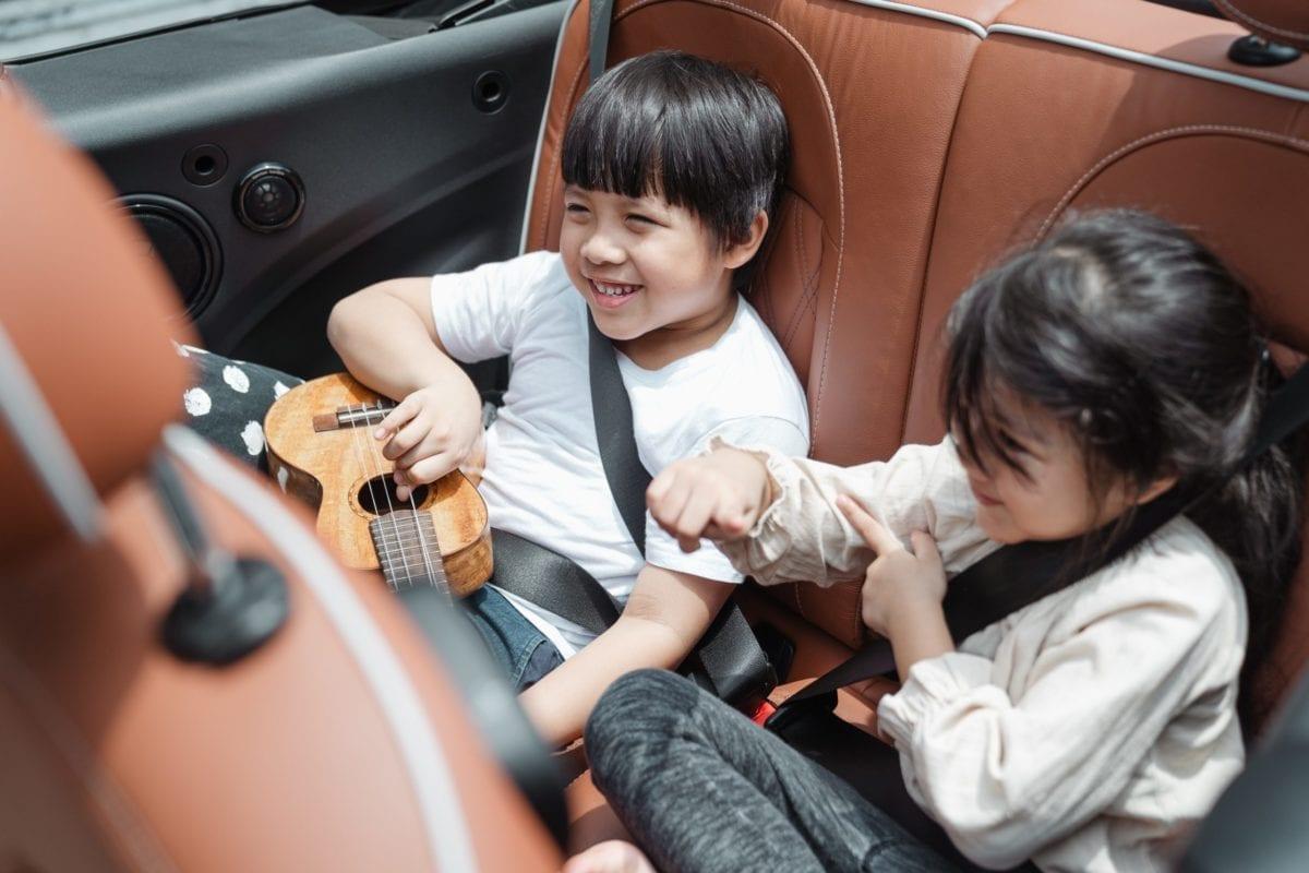 Wygodnie i bezpiecznie w foteliku samochodowym