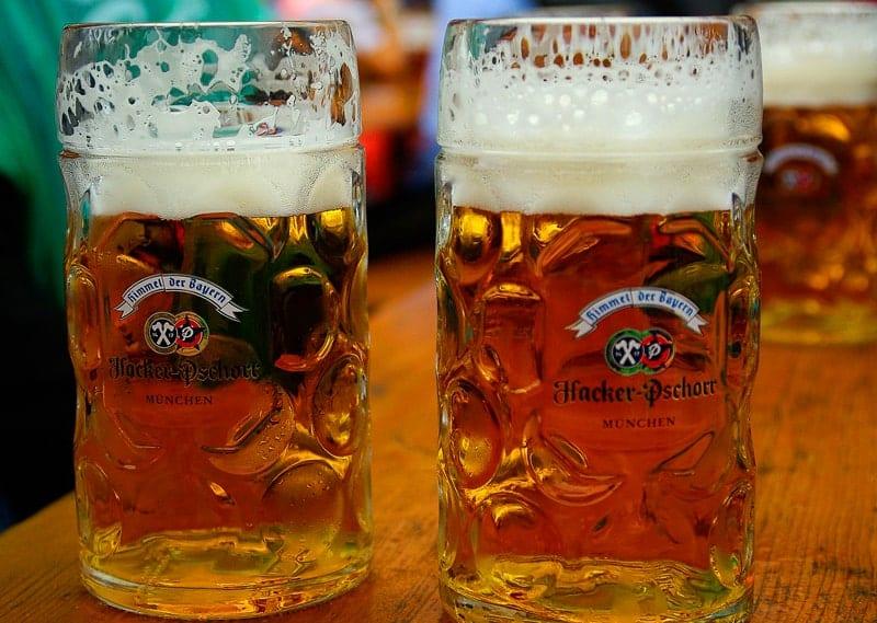 Kufle do piwa z Bawarii
