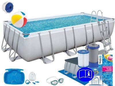 Stelażowy basen do ogrodu – dlaczego warto?