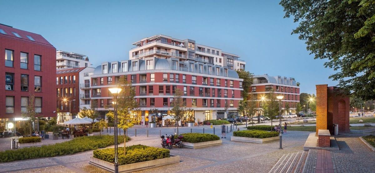Wynajem turystyczny mieszkań w Gdańsku
