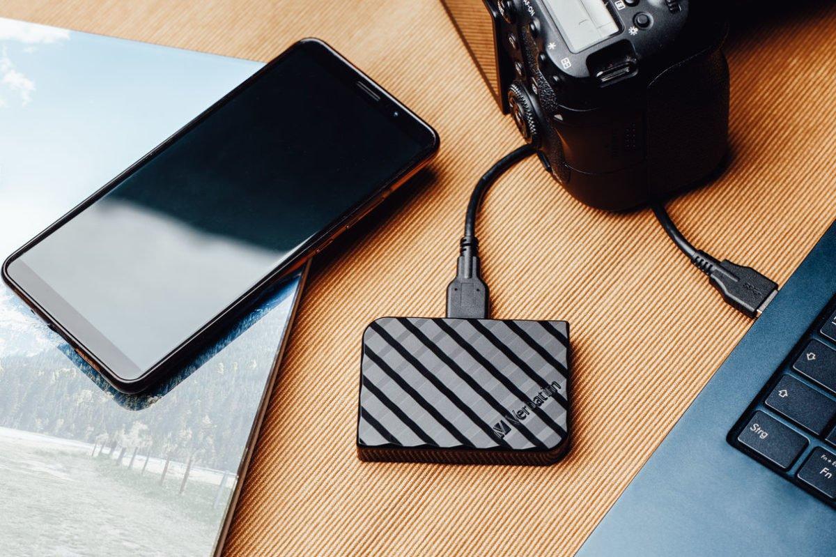 minidysk SSD Store'n'Go