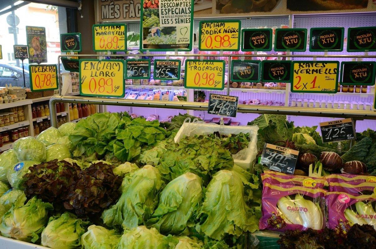 Zakupy spożywcze - markety online