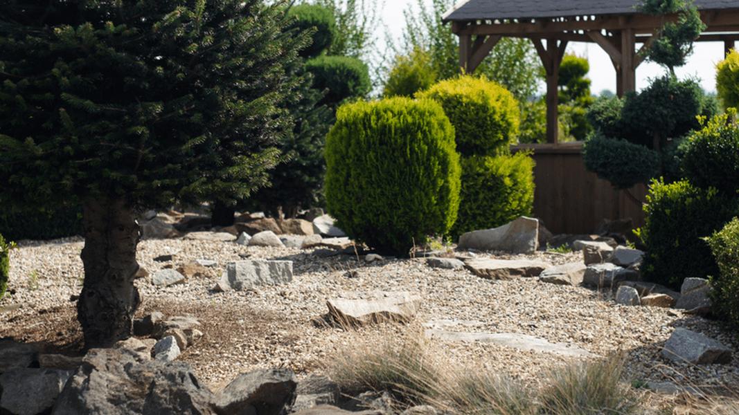 Rodzaje kamieni ogrodowych