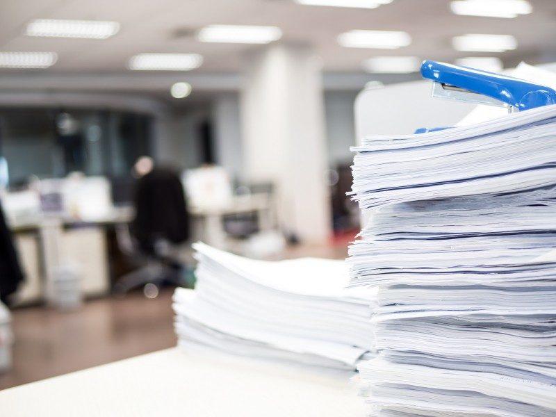 Cyfrowy format dokumentów firmowych, czyli kto skorzysta na skanowaniu akt?