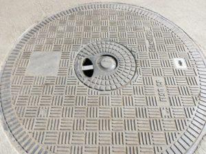 Kompozytowe pokrywy do studni