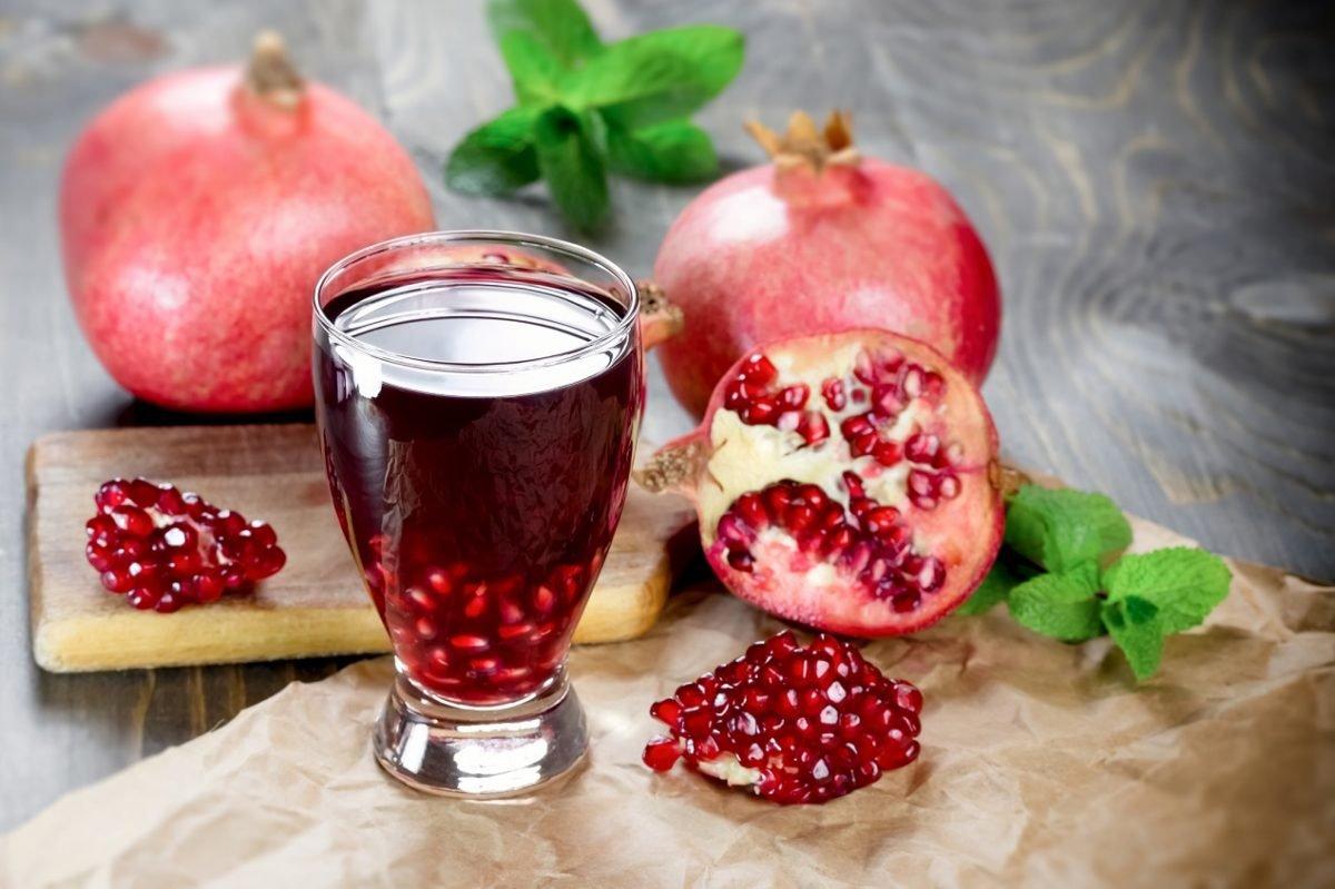 Dlaczego warto pić sok z granatu?