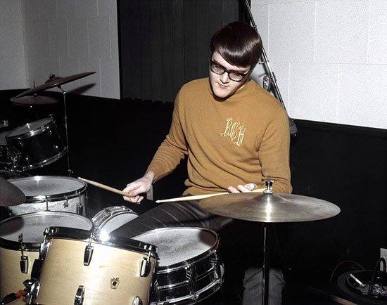 Roger Hawkins - sylweta zmarłego perkusisty