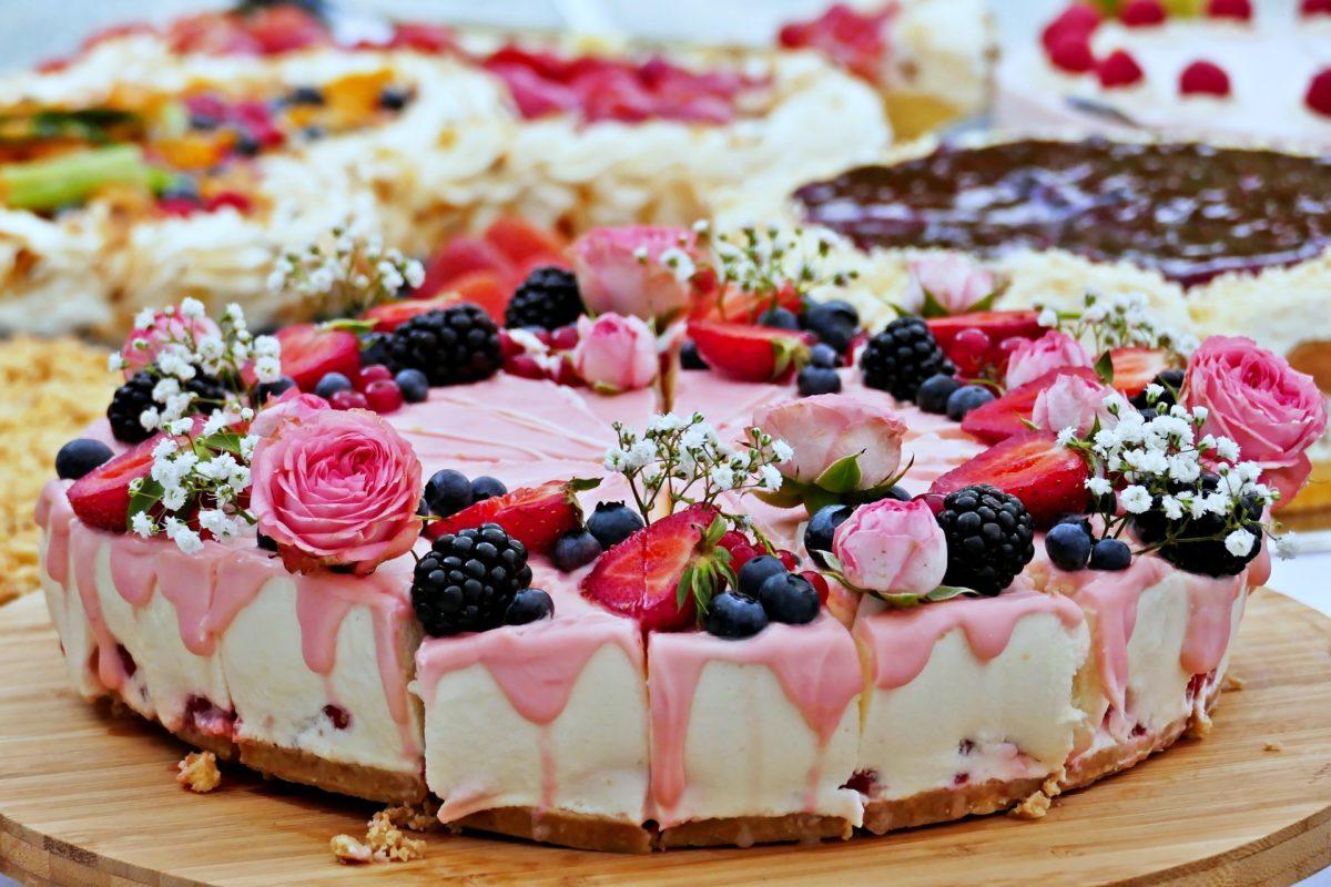 Toppery na tort są tym, czego potrzebujesz!